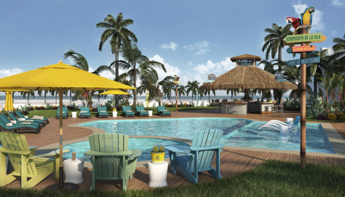 Margaritaville Island Reserve by Karisma Riviera Cancún