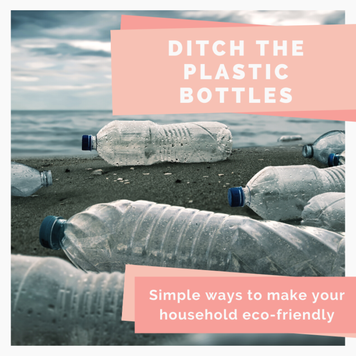 Simple ways to make your household eco-friendly