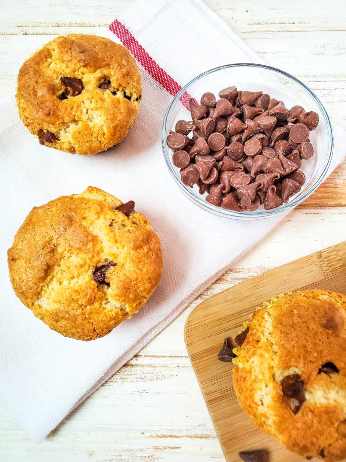 homemade muffins recipe