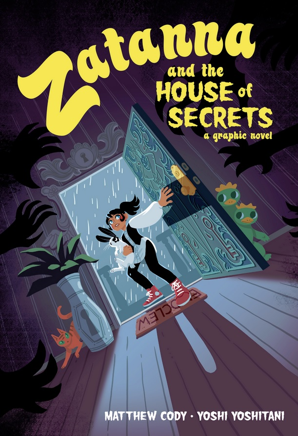 Zatanna and the House of Secrets - Graphic Novel