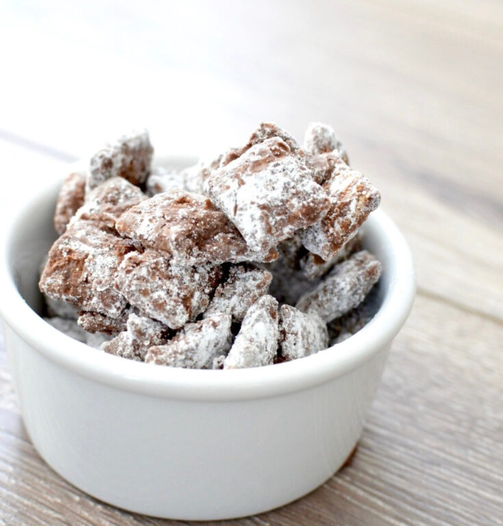 Puppy Chow Recipe - REASONS TO SKIP THE HOUSEWORK