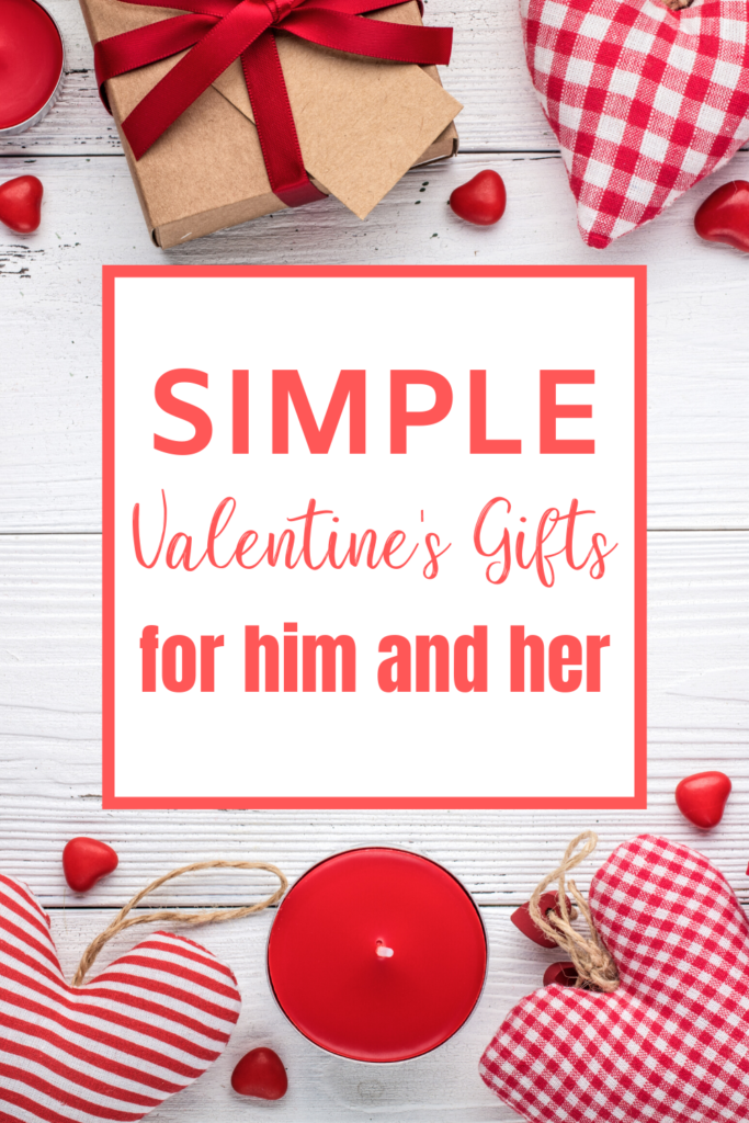 simple valentines gifts