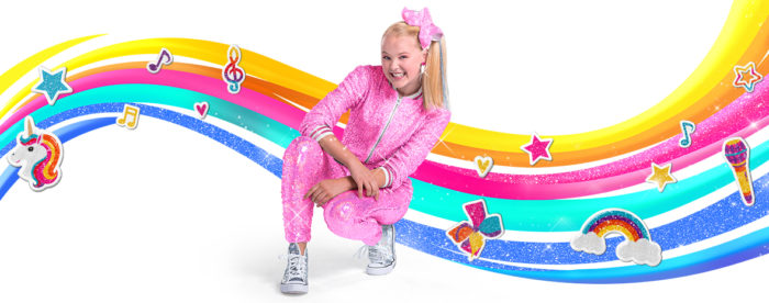 Nickelodeon's JoJo Siwa D.R.E.A.M The Concert Experience on DVD + GIVEAWAY