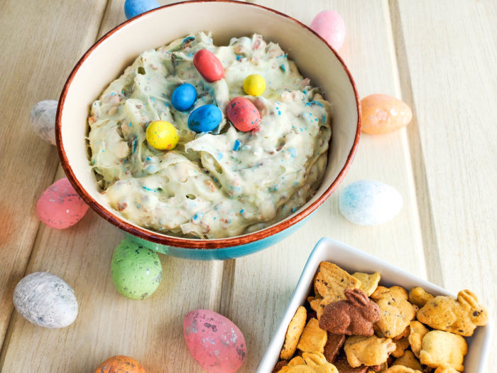 Robin Eggs Cookie Dip