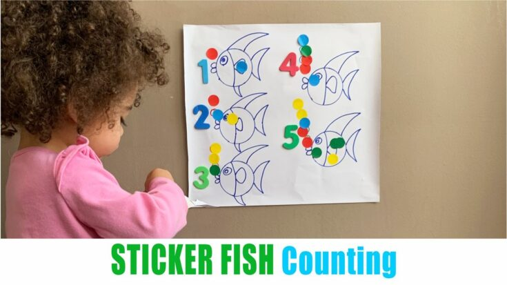 Sticker Fish Counting